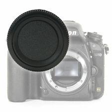 Tapa cuerpo Body Cap para Nikon D7100 D600 D3300 Nikkor F Mount - AF-S AF-P AI