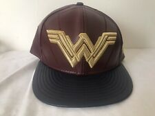 New Era 59fifty Cap Wonder Woman Armor Batman V Superman Hat 7 1/2