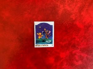 ANTIGUA & BARBUDA 1998 MNH DISNEY WINNIE THE POOH TIGGER EEYORE PIGLET