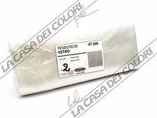PROCHIMA - TESSUTO DI VETRO VT 200 - 2 mq (2x1m) - 200 g/mq - FIBRA DI VETRO