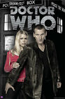 NEW Dr Who BBC 9th Doctor & Rose Tyler Christopher Eccleston Wall Poster 61 x 91