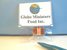 Miniature Hot dogs package : Dollhouse LB131