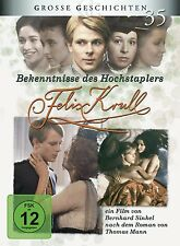 Die Bekenntnisse des Hochstaplers Felix Krull - (Große Geschichten, GG 35) DVD