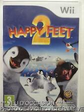 OCCASION: Jeu HAPPY FEET 2 nintendo WII francais aventure game mumble ramon