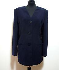 LUISA SPAGNOLI Giacca Donna Jersey Woman Jacket Sz.M