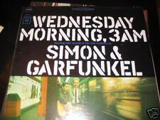 Simon & Garfunkel: Wednesday Morning 3 AM on LP