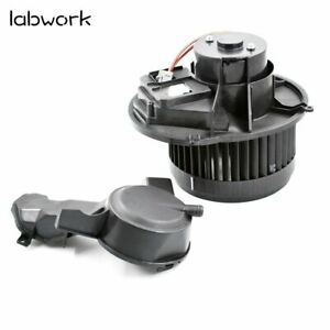 A/C AC Heater Blower Motor w/ Fan Cage for Volvo XC70 XC90 S60 S80 V70 NJ