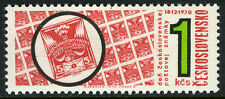 Czechoslovakia 1726, MNH. Stamp Day. Carrier Pigeon Type of 1920, 1970
