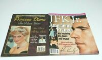 Memorial Collector's Edition JFK Jr. Magazines Prince Diana Palace Years Lot 2