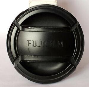 Fujifilm 58mm centre pinch lens cap.