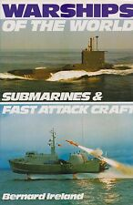Warships of the World, Submarines and Fast Attack Craft 1980