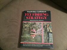 Fly Fishing Strategy, Doug Swisher & Carl Richards, Crown Pub.,1975, 1st Ed.