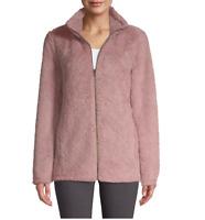 Women's St. John's Bay Active Plush Zip Jackets, Colors / Sizes, MSRP $44
