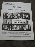 RARE 1970 4 page pressbook Hotel Rod Taylor Merle Oberon Catherine Spaak
