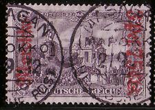 Deutsche Post Marokko Nr. 57IA gestempelt geprüft