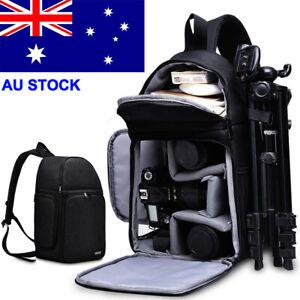 D15 Waterproof Single Shoulder Camera Bag Backpack For Canon Nikon Sony SLR DSLR