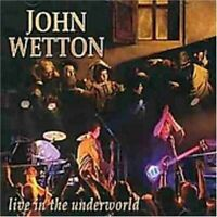 Wetton, John - Live in the Underworld - Wetton, John CD OKVG The Fast Free