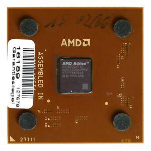 AMD Athlon XP 1800+ CPU Prozessor AGOIA AX1800DMT3C 266MHz FSB