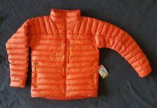The North Face Morph 800 Goose Fill Down Tibetan Orange Jacket Men's M New