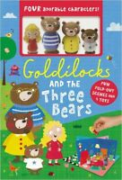Goldilocks and the Three Bears, Hardcover by Make Believe Ideas, Ltd. (COR); ...