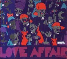 Love Affair - Japan CD - NEW T.O.K Tomo Daville Tony Curtis Kriss Kelly Daville