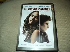 "DVD NEUF ""NOS SOUVENIRS BRULES"" Halle BERRY, Benicio DEL TORO"