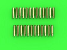 7,92mm MG34/MG42 AMMO/ EMPTY SHELLS - MAUSER 7,92x57 (25 PIECES) #35025 MASTER
