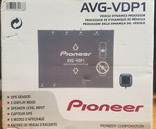 Pioneer AVG- DP1 AVG VDP1 Vehicle Dynamics Processor For AVH Or AVIC