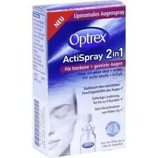 OPTREX ActiSpray 2in1 f.trockene+gereizte Augen 10 ml PZN 10822217
