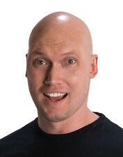Bald Cap Latex Skin Head Rubber Theatrical Walter White Wig Halloween Accessory