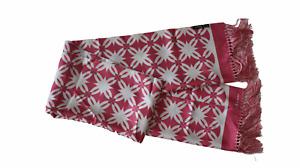 kiton silk scarf