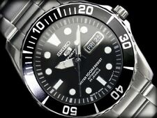 SEIKO MENS 5 SPORTS AUTOMATIC 100M WATCH SNZF17J1 Warranty, Box