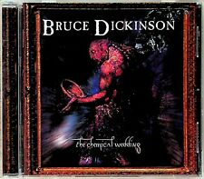 Bruce Dickinson -The Chemical Wedding CD -2002 (Iron Maiden/Solo Album)