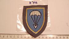 Bundeswehr Verbandsabzeichen Luftlandebrigade 27 und 31 mgst (k749)