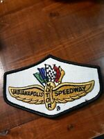 Vintage Indianapolis Motor Speedway Indiana Racing Patch