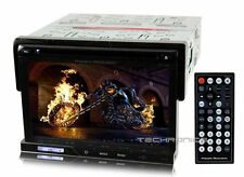"POWER ACOUSTIK PD-710B 7"" LCD BLUETOOTH DVD CD MP3 CAR STEREO RECEIVER CD PLAYER"