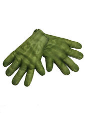 Hulk Gloves, Kids Avengers Age Of Ultron Costume Accessory. one size