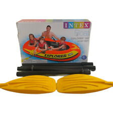Intex Explorer 300, 3-Person Inflatable Raft Boat  with French Oars