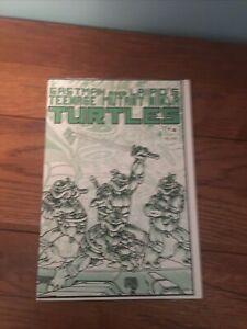 teenage mutant ninja turtles 4 1st Print