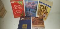 Hutton & Co. by Diana Palmer, Complete Set Books 1-5, Good to Like New Condition