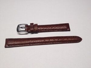 Uhrenarmband,Büffelleder,12mm,made in Germany