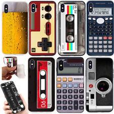 Para iPhone SE 2020 11 Pro XS Max XR 8 7 creativo Calculadora Patrones Estuche Cubierta