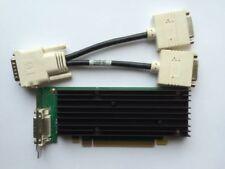 Schede video e grafiche NVIDIA Quadro con PCI Express x16 per prodotti informatici da 256MB