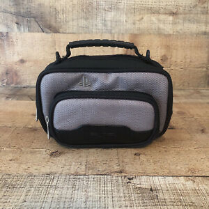 Authentic OEM PSP Travel Bag Case Play Station Portable Zip Up