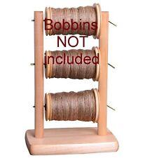 LAZY KATE ONLY / Bobbin Holder  Ashford for spinning wheels Bobbins NOT included
