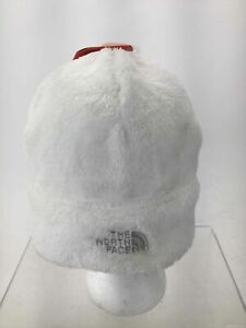 The North Face White Denali Thermal Beanie L/XL