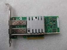 HP 560SFP+ 10Gb 2-port Gigabit Network Adapter 665247-001 FH Bracket