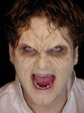 Prosthetic Face Mask for Vampire Halloween Dracula Fancy Dress Accessory