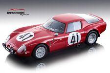 1:18th Alfa Romeo TZ2 #41 Le Mans 1965