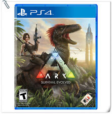 PS4 ARK: Survival Evolved Sony Platstation Studio Wildcard Action Games